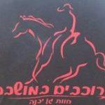 חוות סוסים רוכבים במושבה גן יבנה